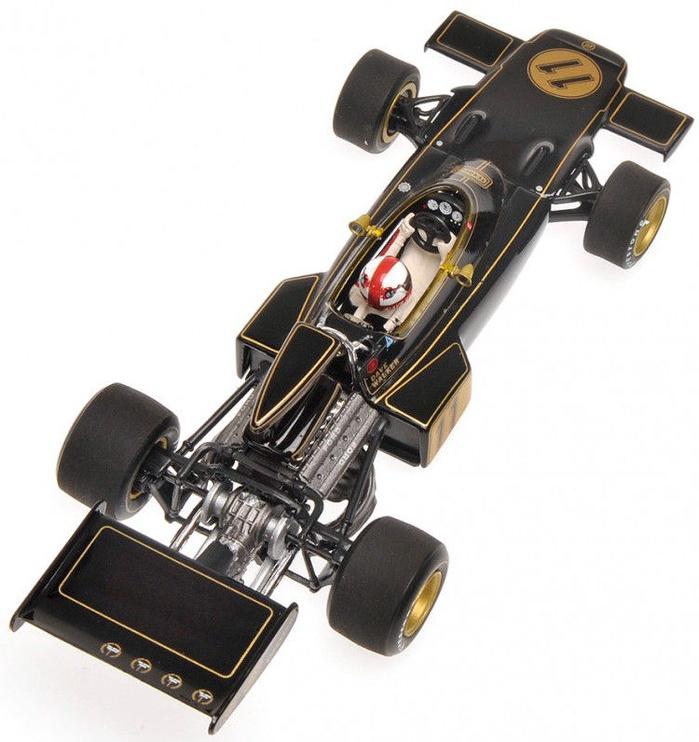 Minichamps Lotus Ford USA Grand Prix 1972 Black