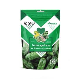 Mēslojums gurķiem ar mikroelementiem Achema, 1kg