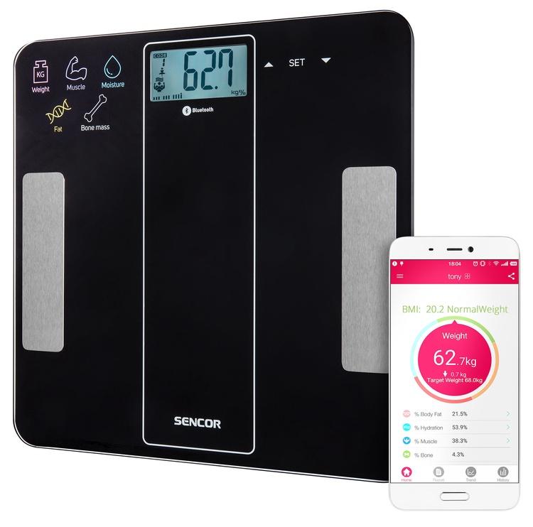Весы Sencor SBS 8000 Black