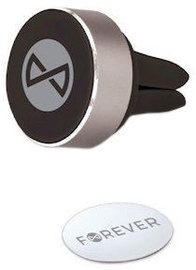 Forever MH-150 Magnetic Car Air Vent Holder Black