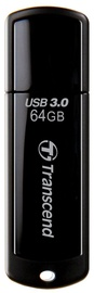 Transcend 64GB JetFlash 700 USB 3.0 Black