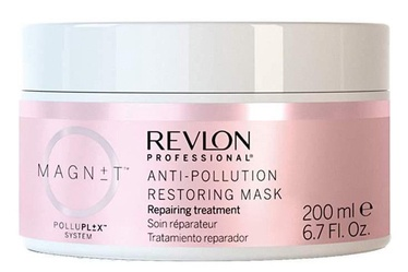 Kaukė plaukams Revlon Magnet Anti-Pollution Restoring Mask, 200 ml