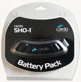 Cardo SHO-1 Power Pack