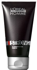 L´Oreal Paris Homme Strong Fix Gel 150ml