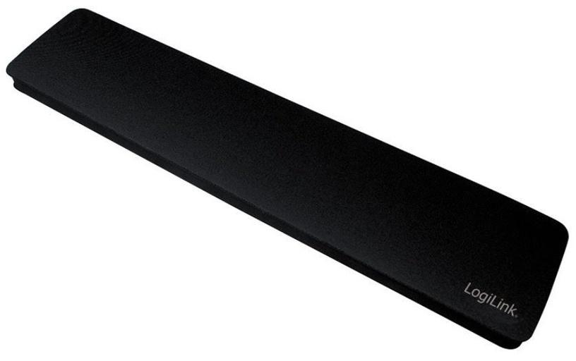 LogiLink Wrist Wrest Pad Black