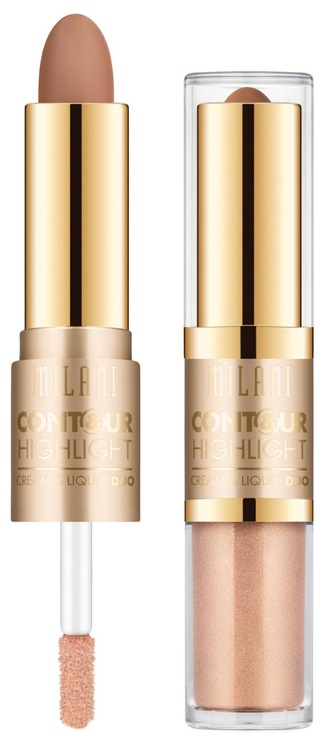 Milani Contour & Highlight Cream & Liquid Duo 3.6g + 3ml 03
