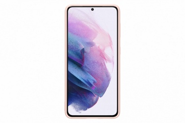Silikoonist ümbris jaoks Samsung Galaxy S21 Pink