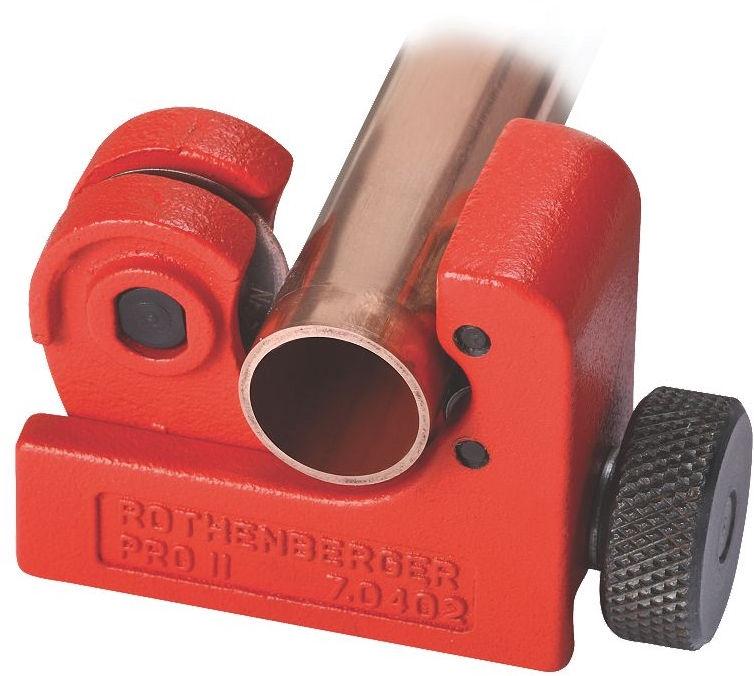 Rothenberger MINICUT II Pro Tube Cutter 3-22mm