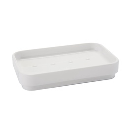 Gedy Seventy Freesanding Soap Dish White