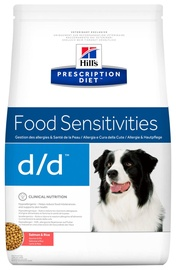 Hill's Prescription Diet Food Sensitivities d/d Salmon & Rice 12kg