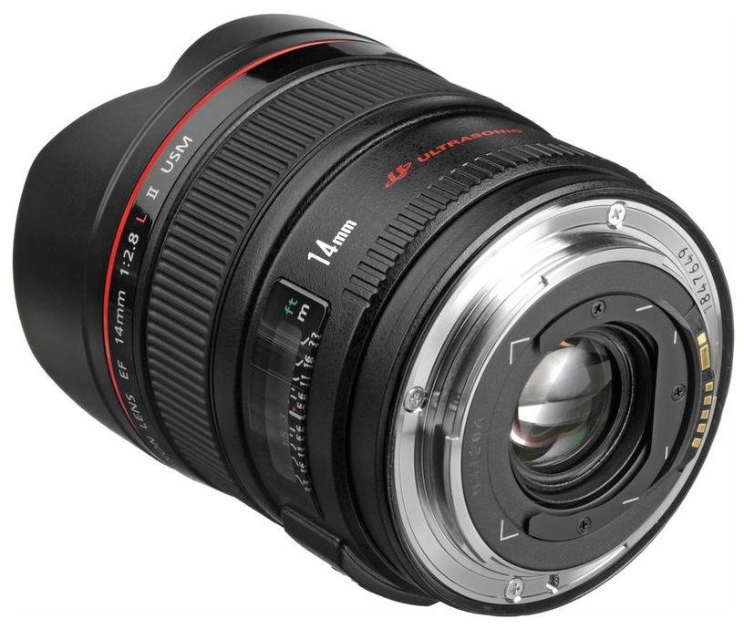 Canon EF 14 mm F2.8L II USM