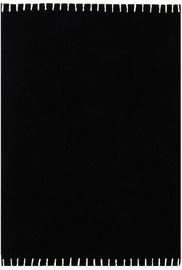 Ковер FanniK Tuuli Black, черный, 60 см x 90 см