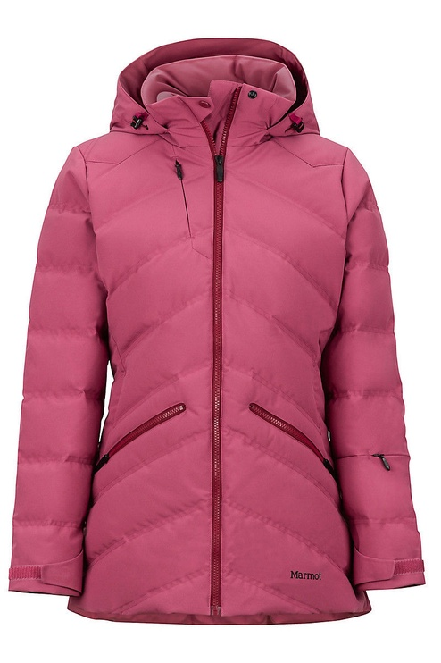Marmot Womens Jacket Val D'Sere Dry Rose S