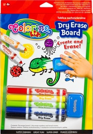 Colorino Kids Dry Erase Board