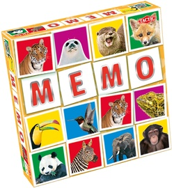 Galda spēle Tactic Memory Wildlife 41441