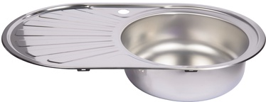 Diana Kitchen Sink Right 45x74cm