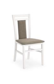 Svetainės kėdė Hubert 8, balta