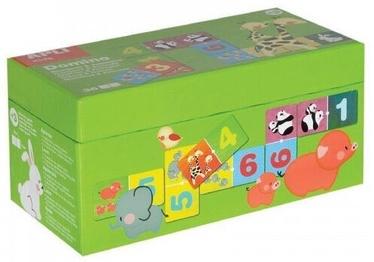 Apli Kids Domino Numbers And Animals 13866