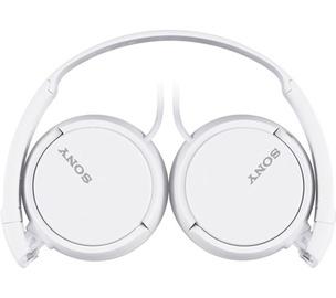 Ausinės Sony MDR-ZX110 White