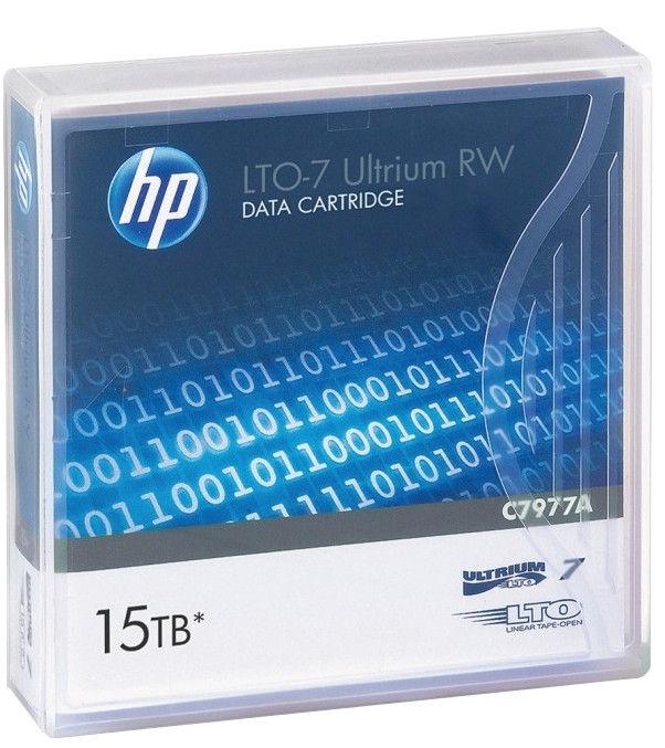 HP LTO-7 Ultrium 15 TB RW C7977A
