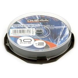 Kompaktinis diskas CD-R Omega 700 MB,10+2 vnt.