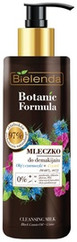 Makiažo valiklis Bielenda Botanic Formula Cumin Oil + Cistus Make Up Removing Milk, 200 ml