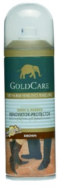GoldCare Nanotech Suede And Nubuck Renovator/Protector Brown 200ml