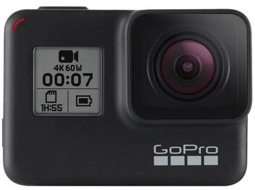 Veiksmo kamera GOPRO HERO 7, juoda