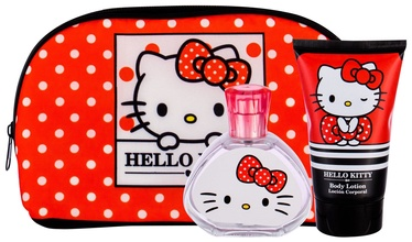 Koto Parfums Hello Kitty 50ml EDT + 100ml Body Lotion