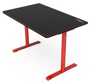 Arozzi Arena Leggero Gaming Desk Red