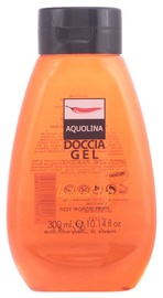 Aquolina Traditional Fizzy Tropical Fruits Shower Gel 300ml