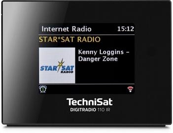 TechniSat DigitRadio 110 IR Black
