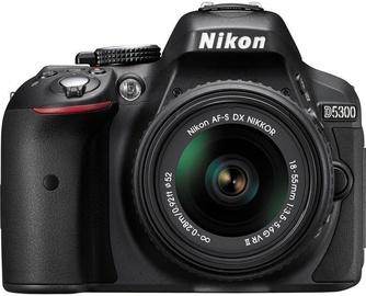 Nikon D5300 Kit+AF-P DX18-55 VR SD16GB + Bag