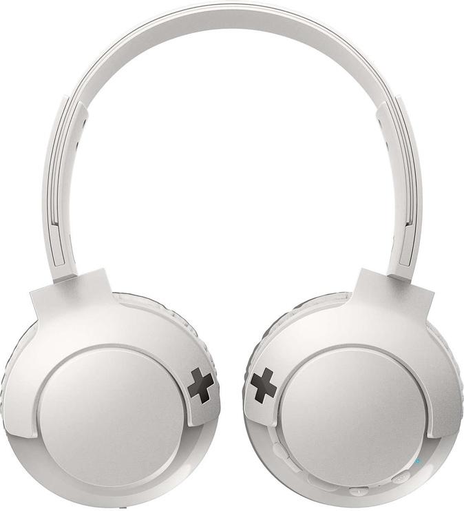 Philips SHB3075WT/00 Bluetooth Headphones White