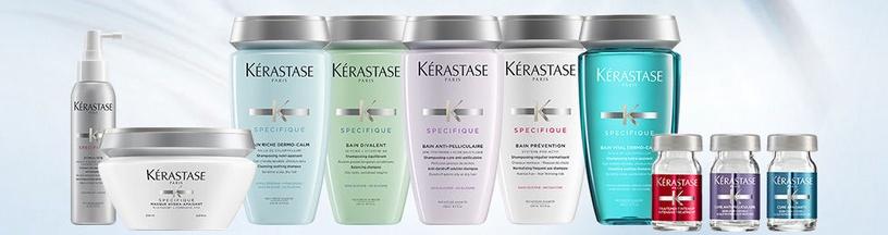 Kerastase Specifique Aminexil Cure Intensive Treatment 10x6ml