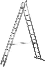 Besk Aluminium Ladder 2x9