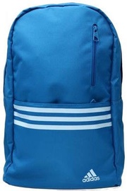 Adidas Versatile Backpack 3 Stripes AY5121 Blue