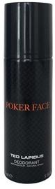Vīriešu dezodorants Ted Lapidus Poker Face, 150 ml