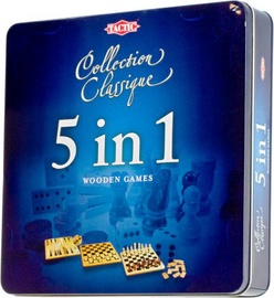 Настольная игра Tactic Collection Classique 5 In 1 14006