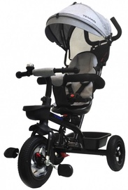 Tesoro BT-10 Baby Tricycle Black Light Grey