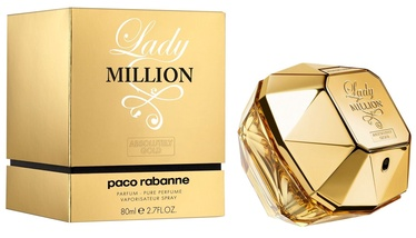 Kvepalai Paco Rabanne Lady Million 80ml EDP