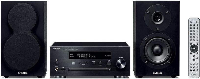 Yamaha MusicCast MCR-N470D Black