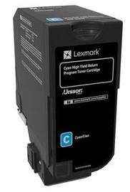 Lazerinio spausdintuvo kasetė Lexmark CX725 Toner Cartridge Cyan