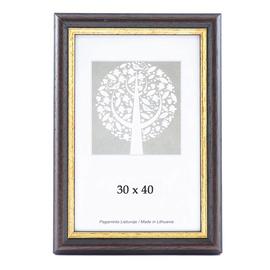 SN Photo Frame 30x40cm Brown Gold