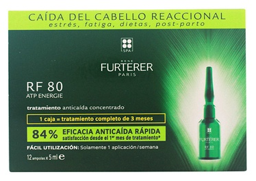 Rene Furterer RF 80 Concentrated Hair Loss Treatment 12 x 5ml