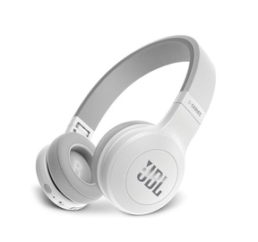 JBL E45BT Bluetooth Headphones White