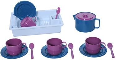 Plasto Coffee Set With Dish Rack