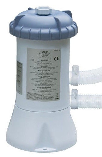 Basseinipumba filter Intex 366cm