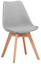 Signal Meble Chair Kris Oak Light Grey