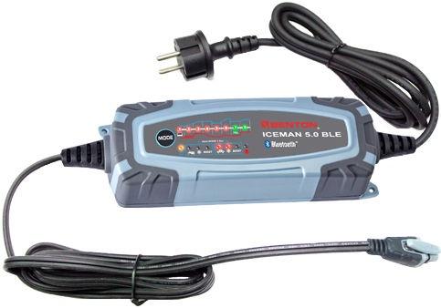 Зарядное устройство Benton Iceman 5.0 BLE, 12 В